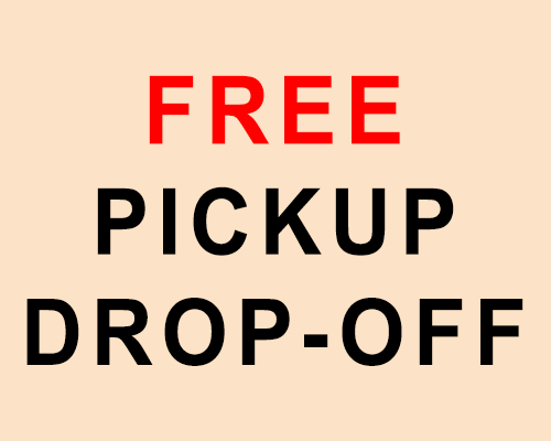 Free Pickup & drop-Off Chestermere Driving School